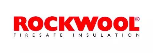 Rockwool brandsikker isolering logo